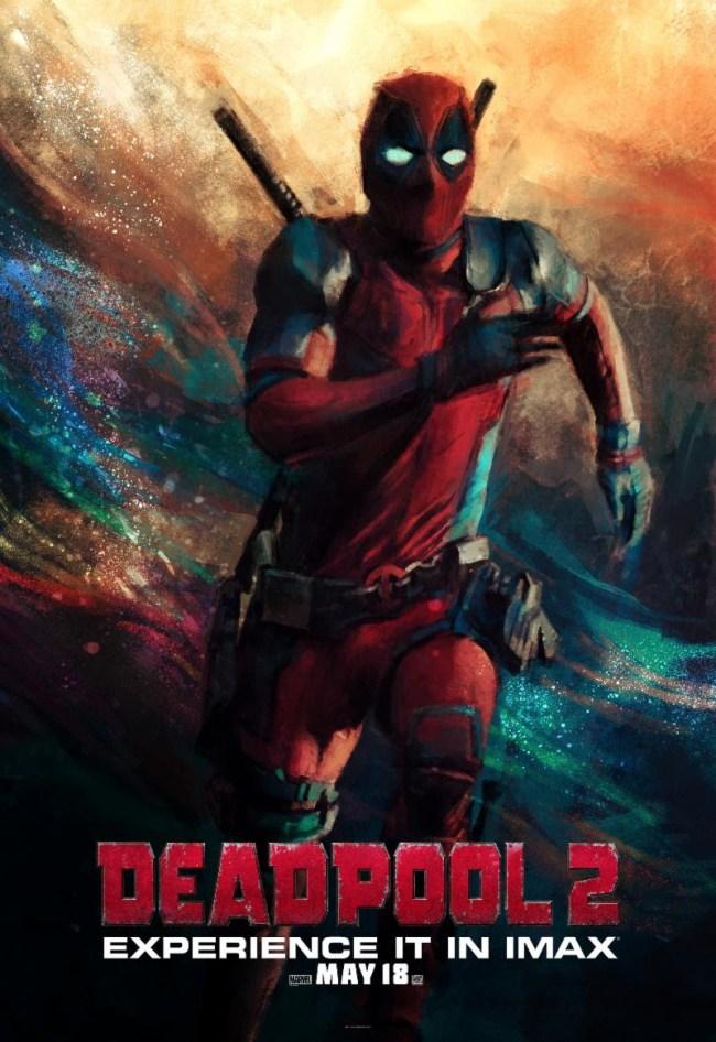 Deadpool 2 DeviantArt IMAX Posters