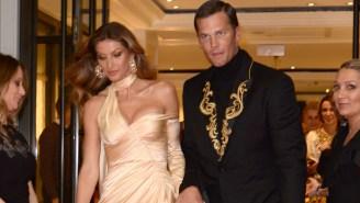 Drew Bledsoe Savagely Roasts Tom Brady's Met Gala Matador Outfit, Brady Blames Gisele