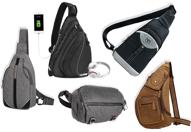 Everyday Carry Sling Bags