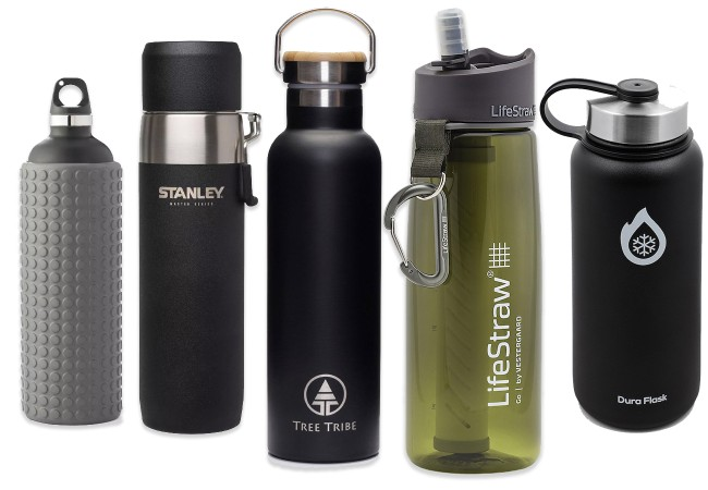 Everyday Carry Water Bottles