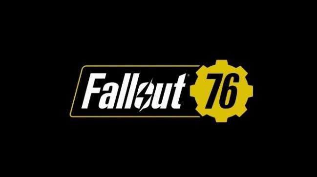 fallout 76 teaser trailer logo