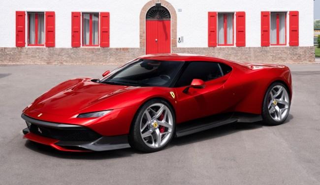 Ferrari Special Projects SP38 Supercar