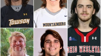 The 2018 College Lacrosse All Flow Team — By Division