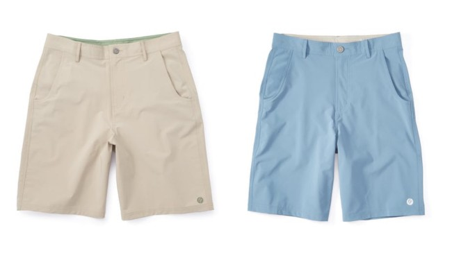 Free Fly Bamboo Lined Hybrid Shorts