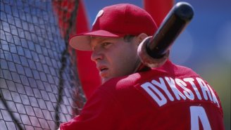Lenny Dykstra Is Tweeting Chumbawumba And Taylor Swift Lyrics To Confess His Innocence Following Arrest