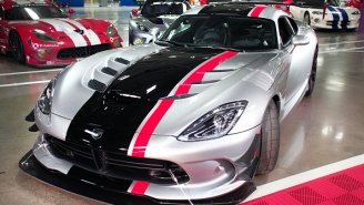 REPORT: Dodge Viper Is Coming Back But Without Its Hulking V-10