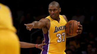 Metta World Peace Says He Deserved The '10 Blunts' He Smoked After Lakers Won Title