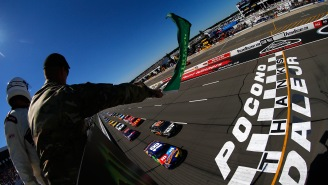 """Sports Finance Report: NASCAR Visits """"Tricky Triangle"""", Monster Energy and Busch Beer Activating"""