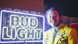 Post Malone Just Shattered A Record Held By The Beatles For 54 Years