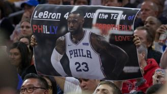 Here's How The Sixers Could Theoretically Add LeBron James And Kawhi Leonard This Offseason To Form New Superteam