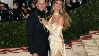 Everyone Thought Tom Brady Looked Like A 'James Bond' Villain At The Met Gala