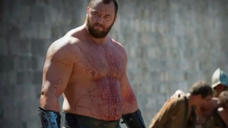 The Mountain From 'Game Of Thrones' Just Teased The One Scene Fans Have Been Dying For