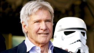 Harrison Ford Crashed Alden Ehrenreich's Interview To Bust His Balls For Taking Over His Role