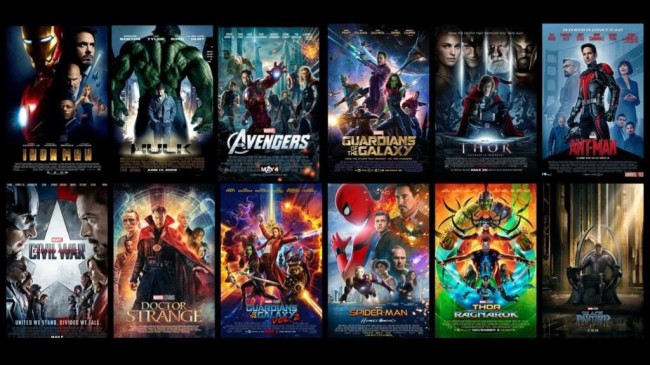 How Much Screen Time Character MCU