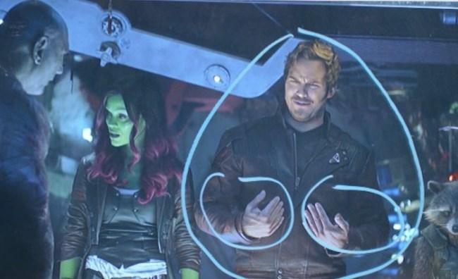 Avengers: Infinity War Directors Break Down Guardians Meeting Thor
