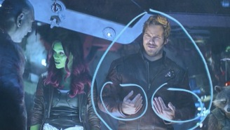 'Infinity War' Directors Break Down The Awesome Scene Where Thor Meets Guardians Of The Galaxy