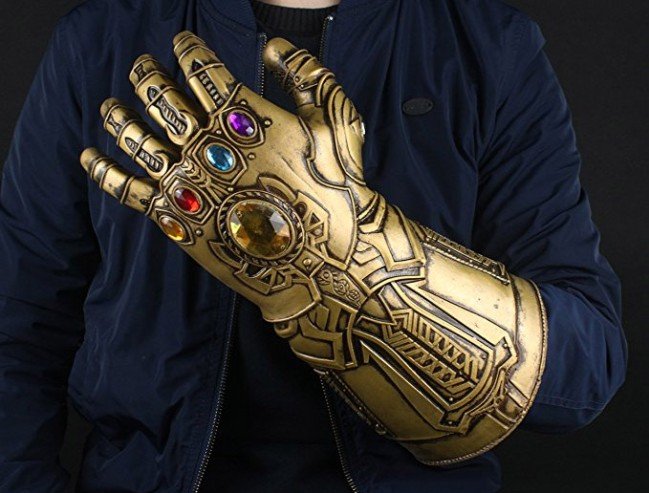 Infinity War Thanos Infinity Gauntlet