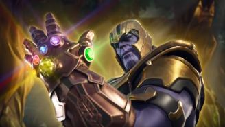 All The Details Of 'Fortnite' Infinity Gauntlet Mode And See Amazing Abilities Of Thanos In Action