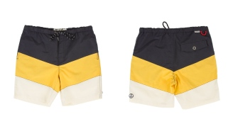 The Las Palmas Boardshort Is Your Perfect Pair Of Summer Swimming Trunks