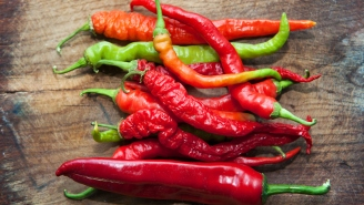 Here's The Real Reason Why Peppers Are Spicy