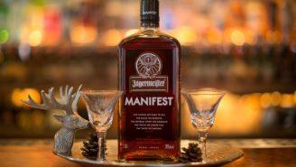 Jägermeister Has Released Its First Premium Version In 80 Years: Jäger Manifest