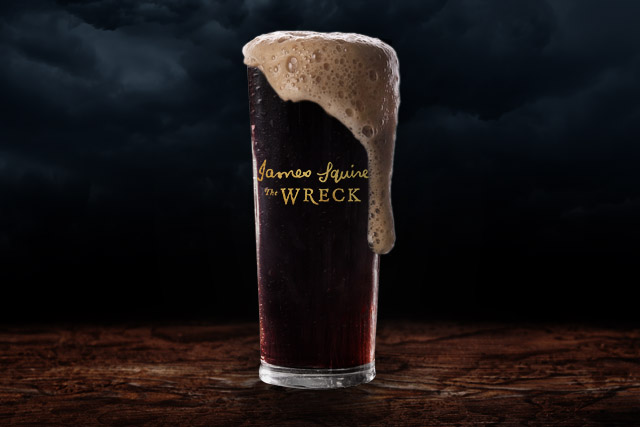 James Squire The Wreck Beer