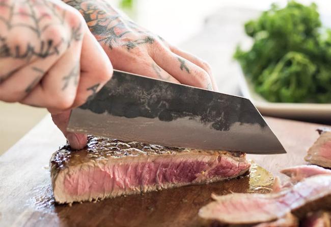 Japanese Chef Knives Bunka