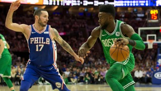 J.J. Redick Claims Celtics' Jaylen Brown Apologized To Him After Calling Him A B*tch On The Court