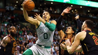 Jayson Tatum Begged LeBron For A Follow Back On Twitter When He Was 14, Now They Are Squaring Off In The Conference Finals