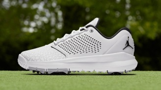 Nike Unveils Two New Color Options For Their Limited Release Jordan Trainer ST G Golf Shoes