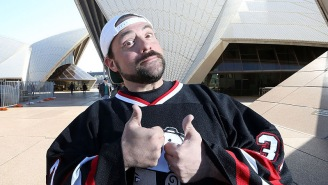 Kevin Smith's Doctor Told Him All The Weed He Smoked Before His Heart Attack Saved His Life