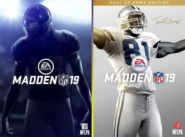 Madden 19 Release Date Cover Owens
