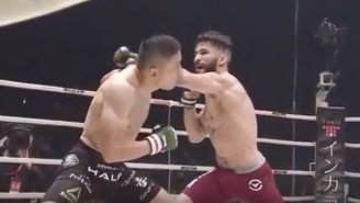 MMA Fighter Ends Headlining Fight In Nine Seconds With Devastating First Punch