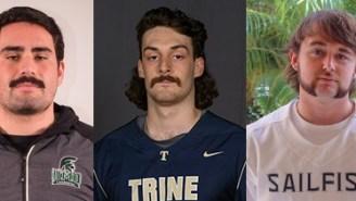 The 2018 College Lacrosse All Mustache Team