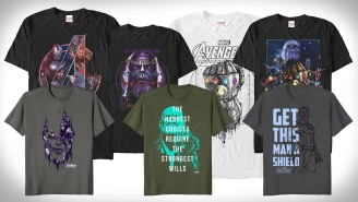 Load Up On Some Fresh New 'Avengers: Infinity War' Clothing Before You See The Movie (Again)
