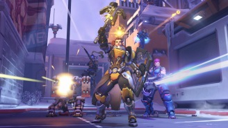 'Overwatch' Fans Will Soon Be Able To Battle In Real Life With New Themed Nerf Rival Blasters
