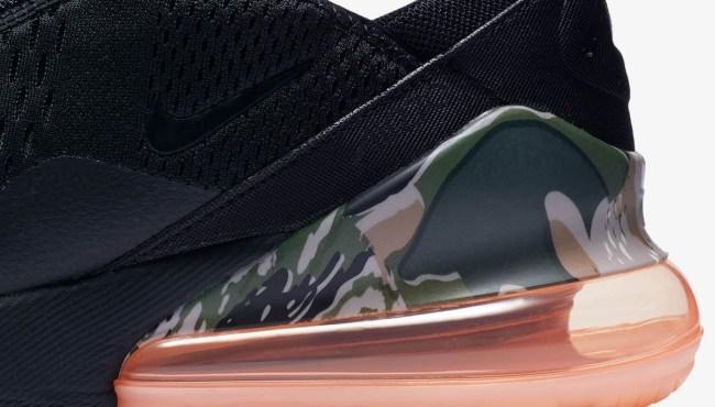 Nike Air Max 270 Camo Sunset