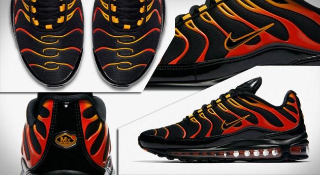 Nike AIR MAX 97 PLUS Bullet Shark