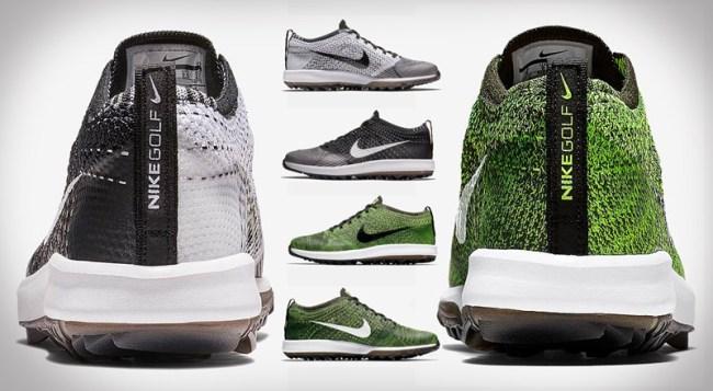 Nike Flyknit Racer G Golf Shoes