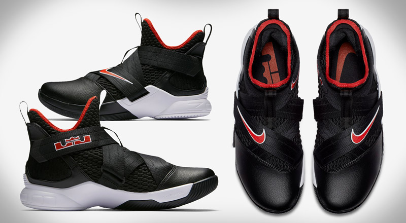 Nike Just Released A New LeBron Soldier