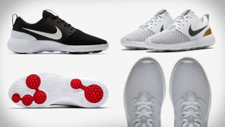 Nike's New Roshe Golf Shoes Come In Six Different Colorways And Are A Steal At Just $80