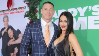 John Cena And Nikki Bella Have Broken Up Again, Just Months After Cena Said He Desperately Wanted Her Back