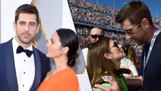 Olivia Munn And Danica Patrick Both Talked About Dating Aaron Rodgers This Week On SiriusXM