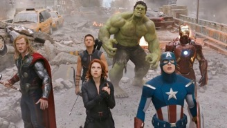 The Original Avengers Celebrated The Release Of 'Infinity War' By Getting Matching Tattoos