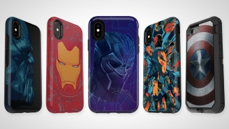 I'm Legit Geeking Out Over These 'Avengers: Infinity War' iPhone Cases From OtterBox