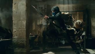 Teaser Trailer For New 'Robin Hood' Movie Stars Taron Egerton, Has An 'Assassin's Creed' Vibe
