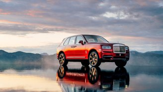 First Look At 2019 Rolls-Royce Cullinan, The $350K, 563-HP Gold-Standard Of Luxury SUVs