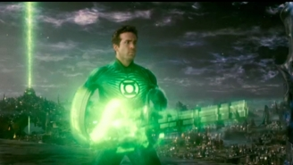 Ryan Reynolds Admits He Never Even Bothered To See The Infamously Awful 'Green Lantern'