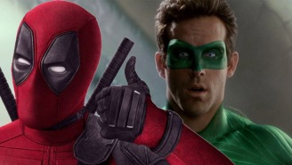 Ryan Reynolds Had An A+ Comeback For Warner Bros. When They Asked For Green Lantern's Ring Back