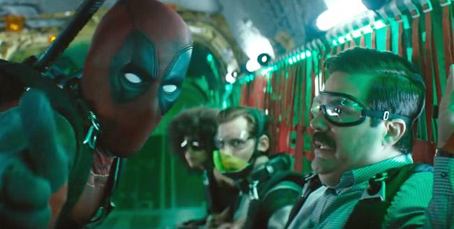 Ryan Reynolds X-Force Movie Update Peter